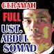 Video Ceramah Ustad Abdul Somad