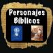 Personajes Bíblicos Biografías by KamalApps - Aplicaciones Bíblicas y Radios Gratis