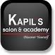 Kapil's Salon mLoyal App by MobiQuest Mobile Technologies Pvt Ltd