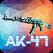 AK-47 Lotto - free CS:GO skins by Mona&Nuna
