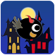 Super Flap Bird Halloween by Modal Nekat