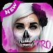Halloween Makeup face changer by Robot App