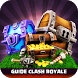 guide clash royal by Clash Royal Fans Club