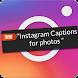 Insta Pic Captions