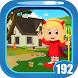 Cute Devil Baby Rescue Game Kavi - 192 by Kavi Games