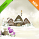Winter Village Live Wallpaper by clover8488