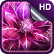 Luminous Flower Live Wallpaper by Dream World HD Live Wallpapers