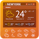 Weather Forecast Live Temperature Reports by A9 STUDIOS