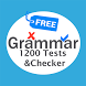 English Grammar Checker & Test by Free English Dictionary