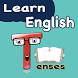 learn English Tenses by English Zone