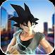 Flying Fury Dragon vs Super Goku Warrior Hero