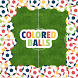 Colored Balls adjust colors by ParismoStudio