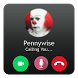 Pennywise Video Call Prank by Dulgoni Dev