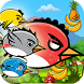 Lazy Bird Crush Fruits Game by VIPApplication