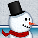 Snowman Skiing by Galaxy Graphics Limited