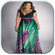 Modern Plus Size Dresses 2017 by sankaapps