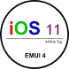 OS11 Theme for Huawei Emui4