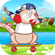 Gerbil Mice Mouse Flume Tuffy by Barry Dev