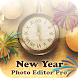 New Year Photo Editor Pro by Crosoft.My