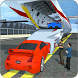 Car Transporter Airplane Cargo by Real Games Studio - 3D World