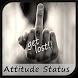 Attitude Status 2017 by Status Mafia