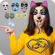 Live Emoji Face Stickers by Art Filter Photo