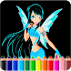 How To Color Winx Club games (Winx Club Games) by KimooInk