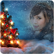 Christmas Photo Frame by Standoffish