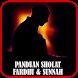 Panduan Sholat Fardhu Sunnah by moniusdev