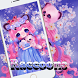 Cute Girl Pink Theme by Cool Theme Love