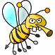 Misi the Evil Bee by Zeon.hu