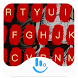 Skull Graffiti Keyboard Theme by Sexy Free Emoji Keyboard Theme