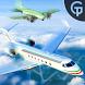 City Airplane Flight Simulation 2017