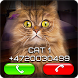 Fake Video Call Cat by Fake Apps And Games