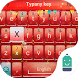 Happy New Year Theme Keyboard by Best Keyboard Theme Design