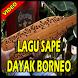Video Lagu Sape Dayak Borneo