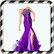 Lady Party Wear Dress up by Artiz Inc.