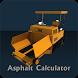 Asphalt Calculator by Luso Studios