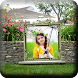 Garden Photo Frame by Photo Suit Collection