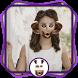 Snap Monkey Face Photo Editor by Tony Studio Apps