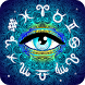 Neon Eye Horoscope Theme