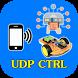 UDP Ctrl ESP8266 WiFi Remote by BR3SOFT