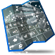 Freezing stars Keyboard Design by Cool emojis themes