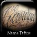 Name Tattos Design