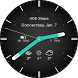S7EN RAZR ROUND Watch Face by René Dorbert