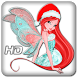 Christmas Winx Wallpapers 2018 by Equipe BMJH