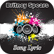 Britney Spears Song Lyric by Jack Black