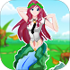 Mermaid Dress Up Game by RE Games Mobile