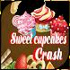 Sweet Cupcakes Crash by ximos