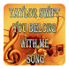 Taylor Swift You Belong With Me Song